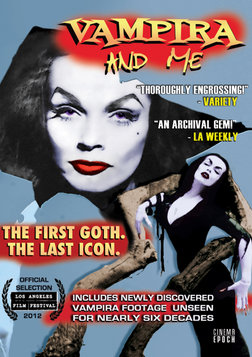 Vampira and Me - A Horror Icon